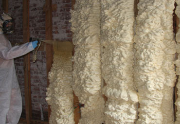 Types of Spray Foam in Baton Rouge