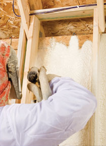 Baton Rouge Spray Foam Insulation Services and Benefits